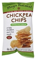 Maya Kaimal - Chickpea Chips Seeded Multigrain -