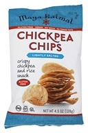 Maya Kaimal - Chickpea Chips Lightly Salted -