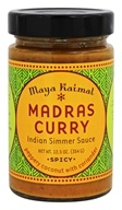 Maya Kaimal - Indian Simmer Sauce Madras Curry