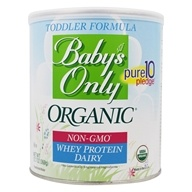 Baby's Only - Organic Dairy Whey Protein Toddler