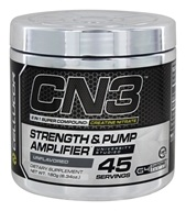 Cellucor - CN3 Strength & Pump Amplifier Unflavored