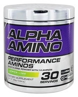 Cellucor - Alpha Amino Performance Aminos Lemon Lime