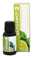 GuruNanda - 100% Pure Essential Oil Bergamot -