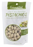 Gourmet Nut - Pistachios 100% All Natural -