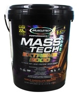 Muscletech Products - Mass Tech Extreme 2000 Triple