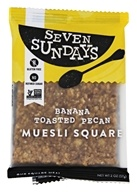 Seven Sundays - Muesli Square Banana Toasted Pecan