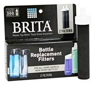 Brita - Bottle Replacement Filters - 2 Filter(s)
