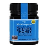 Wedderspoon - 100% Raw Manuka Honey KFactor 12