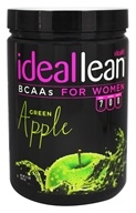 IdealFit - IdealLean BCAAs For Women Green Apple