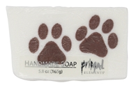 Primal Elements - Handmade Bar Soap Paw Prints
