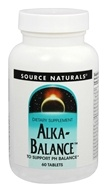 Source Naturals - Alka-Balance - 60 Tablet(s)