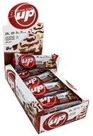 B-Up - Protein Bars Box Cinnamon Roll -