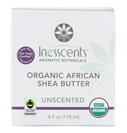 Inesscents Aromatic Botanicals - Organic African Shea Butter