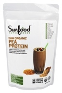 Sunfood Superfoods - Raw Organic Pea Protein -
