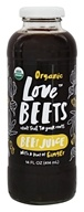Love Beets - Organic Beet Juice Ginger -