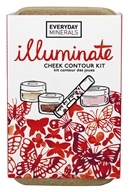 Everyday Minerals - Illuminate Cheek Contour Kit