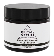 Herbal Gypsies - Soothing Crystal Ball Powder Oat