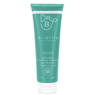 Dr. Brite - 100% Natural Whitening Mineral Toothpaste - 4.2 oz.