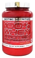 Scitec Nutrition - 100% Whey Protein Professional Lemon