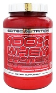 Scitec Nutrition - 100% Whey Protein Professional Strawberry