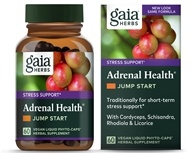 Gaia Herbs - Adrenal Health Jump Start -