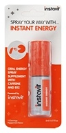 Instavit - Instant Energy Oral Spray Peppermint -
