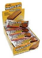 NuGo Nutrition - Smarte Carb Bars Box Sugar Free Peanut Butter Crunch - 12 Bars