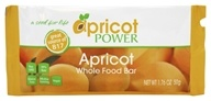 Apricot Power - Whole Food Bar Apricot -