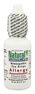 Natural Ophthalmics - Allergy Desensitization Homeopathic Eye