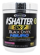 #Shatter SX-7 Black Onyx Neuro 60 Servings