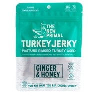 The New Primal - Turkey Jerky Original -