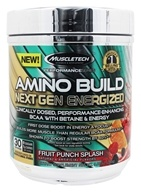 Muscletech Products - Amino Build Next Gen Energized