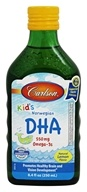 Carlson Labs - Kid's Norwegian DHA Lemon -