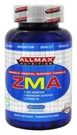 AllMax Nutrition - ZMA - 90 Vegan Caps