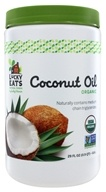 LuckyEats - Organic Coconut Oil by LuckyVitamin - 29オンス