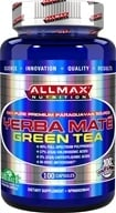 AllMax Nutrition - Yerba Maté Green Tea -
