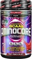 AllMax Nutrition - AminoCore Fruit Punch Blast -