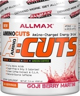 AllMax Nutrition - AminoCuts Energy Drink Goji Berry