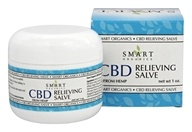 Smart Organics - CBD Relieving Salve - 1