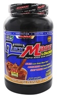 AllMax Nutrition - QuickMass Loaded Chocolate Peanut Butter