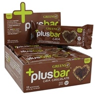 +PlusBar Chia Bars Box