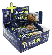 Greens Plus - +PlusBar Blueberry Almond Chia Crisp