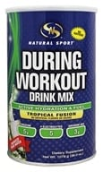 Natural Sport - During Workout Drink Mix Tropical