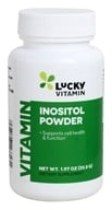 LuckyVitamin - Inositol Powder - 1.97 oz.