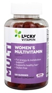 LuckyVitamin - Women's Multivitamin Gummy Berry - 120 Gummies