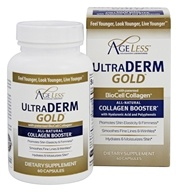 Ageless Foundation - UltraDerm Gold All-Natural Collagen Booster