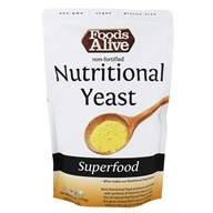 Foods Alive - Nutritional Yeast - 6 oz.