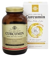 Solgar - Full Spectrum Curcumin - 90 Softgels