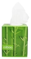 Caboo - Bamboo and Sugarcane 2-Ply Facial Tissue