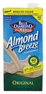 Almond Breeze Almond Milk Reduced Sugar